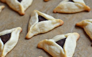 Chocolate and Nut Hamantaschen Filling