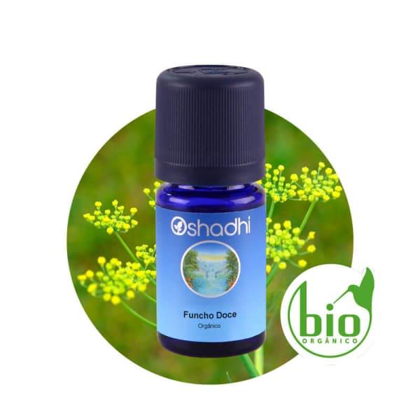 Funcho Doce - Óleo Essencial Orgânico - 5ml