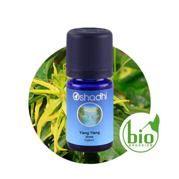 Ylang Ylang Extra - Óleo Essencial Orgânico - 5ml