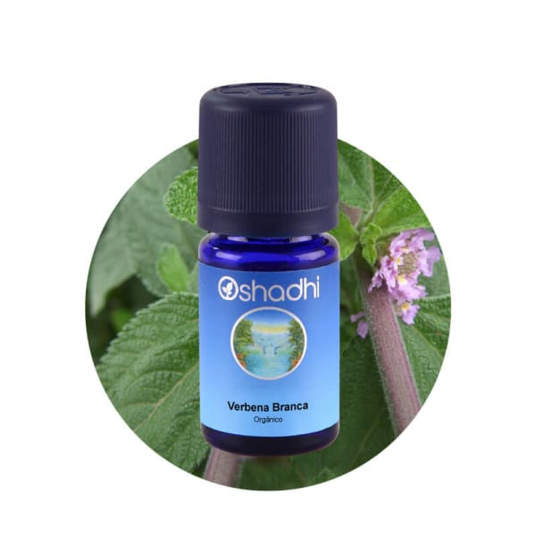 Verbena Branca - Óleo Essencial - 5ml