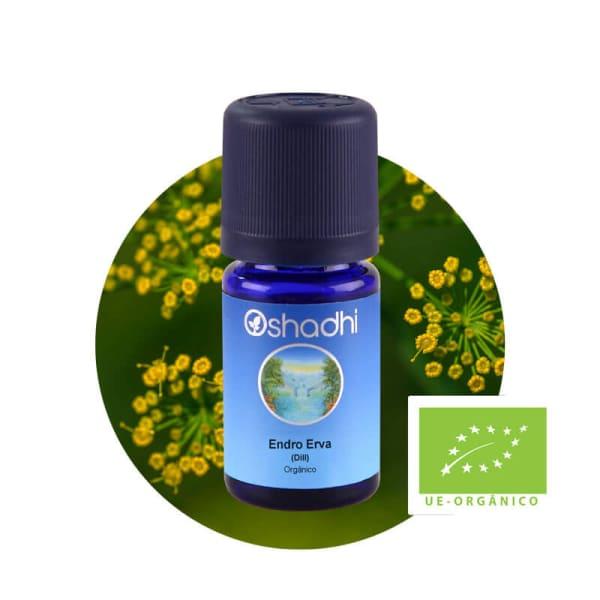 Endro - Erva (Dill) - Óleo Essencial Orgânico - 5ml
