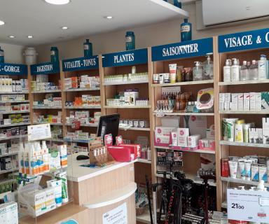 Image pharmacie dans le département Cher sur Ouipharma.fr