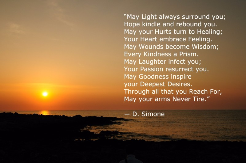 Happy New Year 2016: May Light always surround you