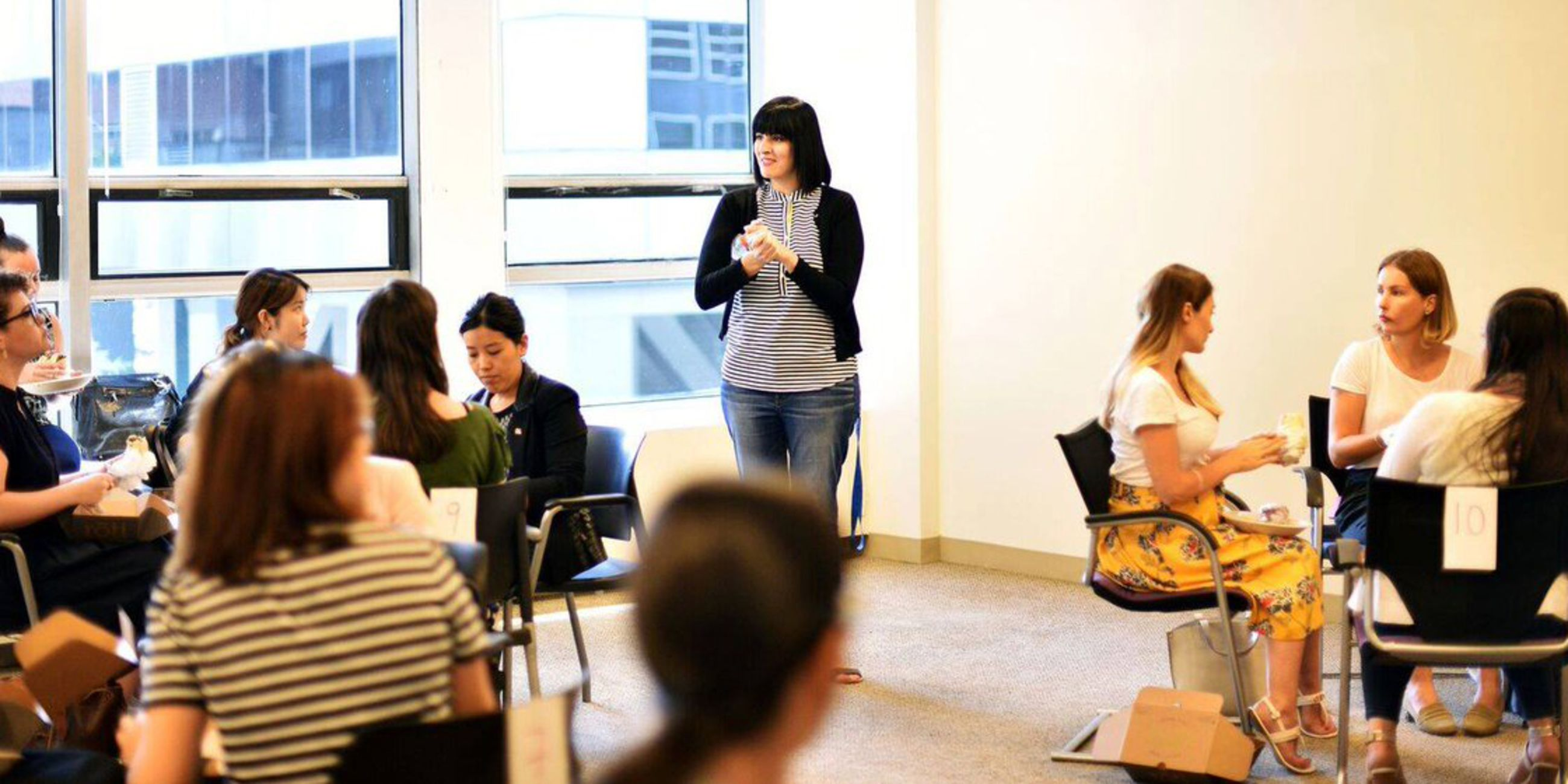 Equip Immigrant Women with Job Seeking Skills