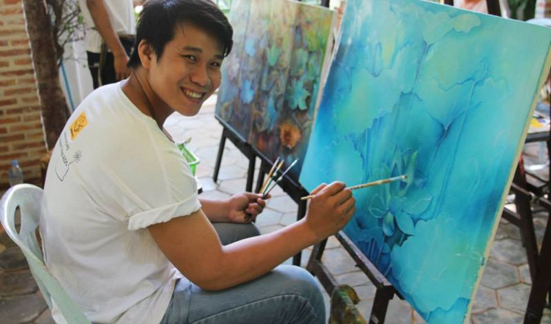 Small Art School: Siem Reap Art Workshop: Support Arts Education and the Community