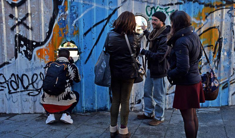 Asociación Cultural Cibeles: Madrid City Tour: Discover the El Rastro Neighborhood