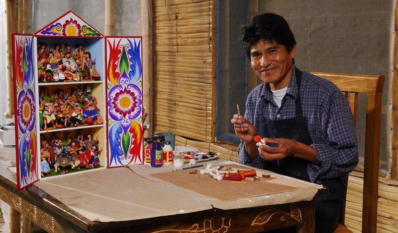 Ichimay Wari: Lima Artisan Workshop: Connect with Huarpas & Wari Culture