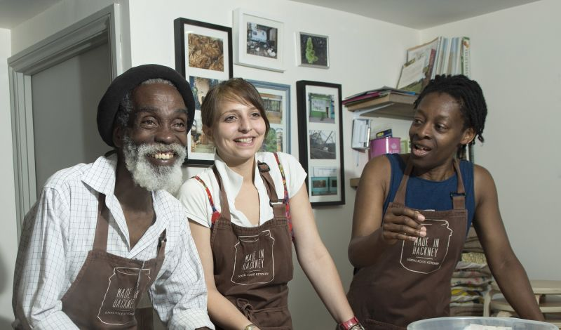 Made in Hackney : London Cooking Class: Learn to Cook Organic, Locally Grown Food