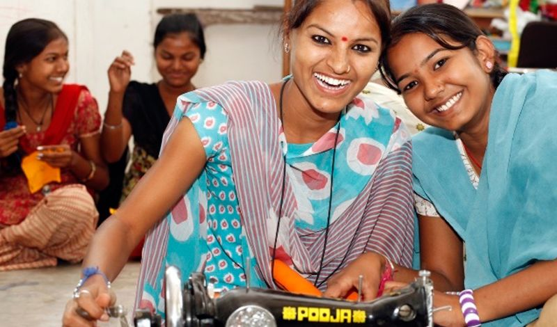 Sambhali Trust: Jodhpur Community Tour: Empowering Women Through Textiles