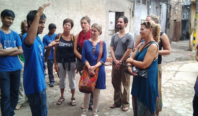 Salaam Baalak Trust: New Delhi Walking Tour: Explore the Streets & City Life