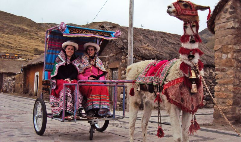 ASETUR: Colca Valley Homestay Tour: Immerse Yourself in Daily Local Farm Life