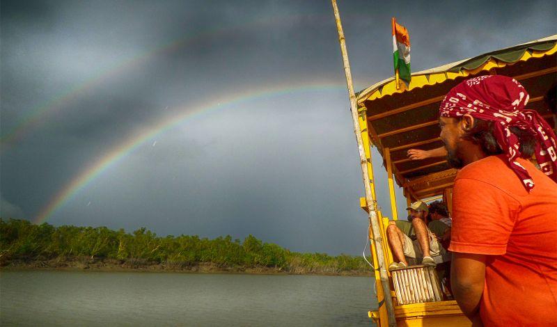 Relief International : Sundarbans Adventure Tour: River Cruise and Wildlife Eco Park