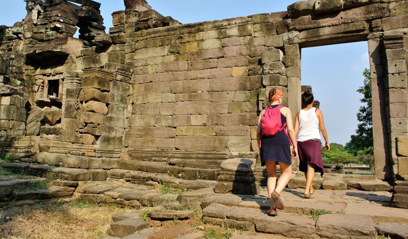 Banteay Chhmar Community-Based Tourism: Cambodia Discovery Tour: The Mystery of the Banteay Chhmar Temple
