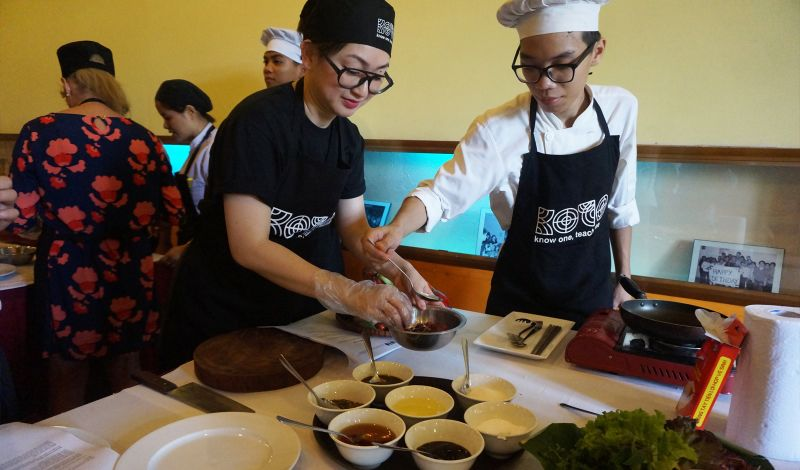 KOTO (Know One Teach One):  Hanoi Cooking Class: Experience the Art of Vietnamese Cuisine
