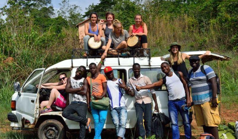 ADETOP: Togo Adventure Tour: Hike Mt. Kloto & Discover Togolese Culture