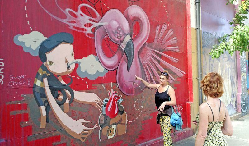 Graffitimundo: Buenos Aires Walking Tour: Urban Art & Activism
