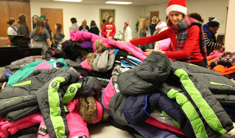The Center: Winter Clothing Drive for LGBT Youth