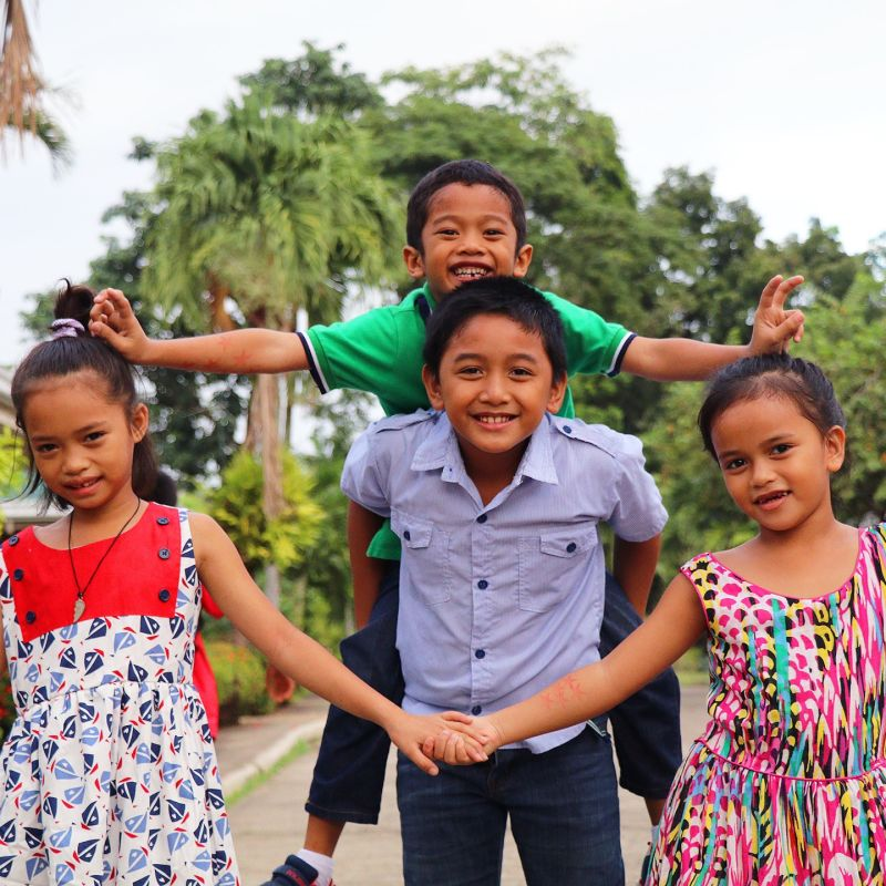 Be an Uncle or Auntie for a Day to Support Neglected Children