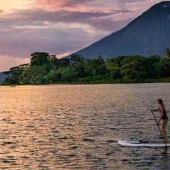 Lake Nicaragua Ometepe Island