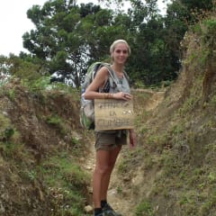 Colombia walking tours