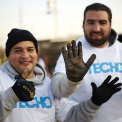 TECHO community projects