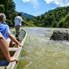 Explore Costa Rica - Yorkin River