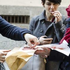 Milan street food