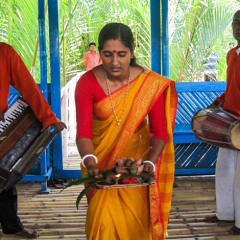 Bangledesh cultural performance