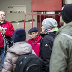 Basel city tour - homeless guide