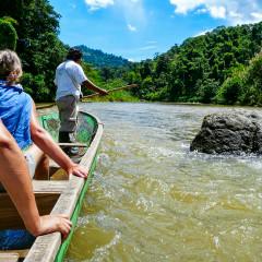 Explore Costa Rica - Yorkin River
