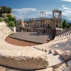 Roman stadium