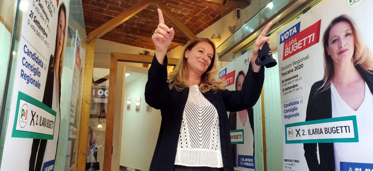 """Ilaria Bugetti invita alla svolta: """"Lavorare tutti insieme"""""""