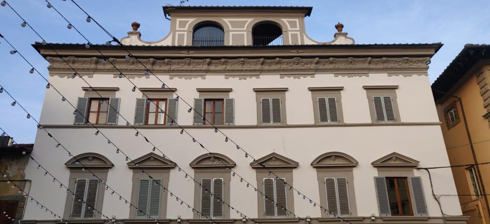 Scoprire Palazzo Gatti