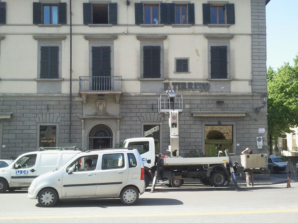 Goodbye Tirreno. E grazie per tutto il pesce