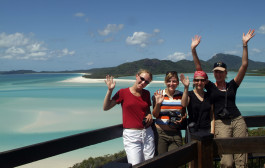 RedBalloon Classic Yacht Sail to Whitehaven Beach with Lunch - Adult