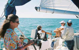 RedBalloon Learn to Sail Yacht Experience - Full Day