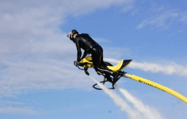 RedBalloon Jetpack or Flyboard Teaser Experience - Gold Coast