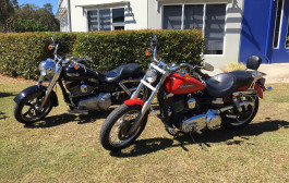 sunshine coast bmw motorcycle hire - 24 hours
