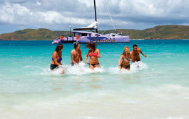 RedBalloon Camira Sailing Adventure Whitehaven Beach - Full Day - Adult