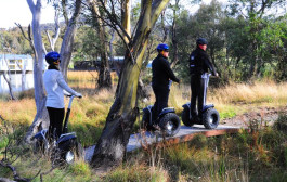 RedBalloon Segway Eco Tour In The Snowy Mountains