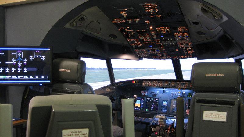 Boeing 737 Flight Simulator 60 Minutes