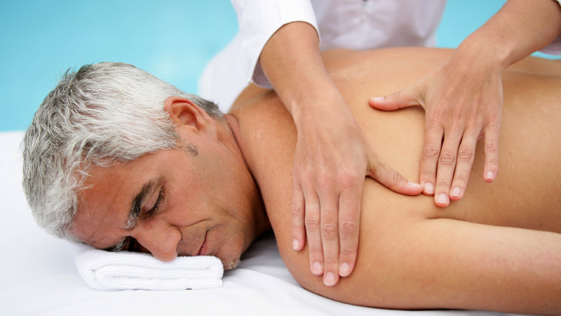 Relaxation Massage For Men 45 Minutes