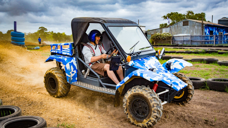 Wild Buggy Off Road Experience Child 15 Minutes