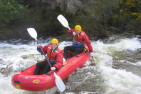 White Water Rafting - Avon River