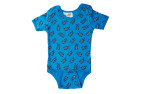 Tiny Tots - Turtle Print Baby Jumpsuit