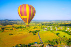 Hot Air Ballooning Over Sydney Macarthur Region