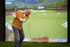 Golf Simulator - 1 Practice at The Best Courses - 2 FOR 1