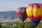 Bed and Breakfast and Ballooning For 2 - Midweek