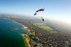 Skydive Over The Beach Melbourne - Midweek