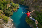 Bungy Jump Off Kawarau Bridge Queenstown
